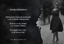 poezi nga donika dabishevci
